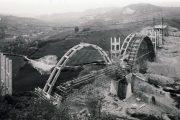 Lavori in corso autostrada del sole tratta dal Corriere della Sera i Bolognesi che fecero l'Autostrada